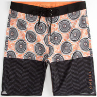 O'neill Hyperfreak Mesmerize Futures Mens Boardshorts Black  In Sizes