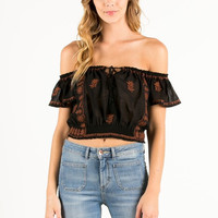 Desert Playtime Top