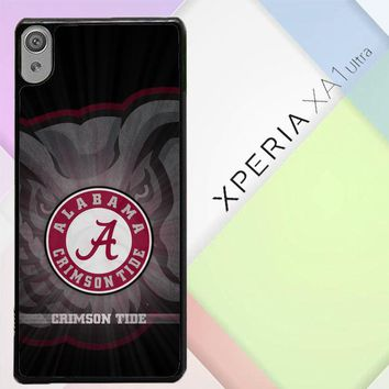 Alabama Crimson Tide G0099 Sony Xperia XA1 Ultra Case