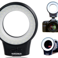 YONGNUO WJ-60 Macro Photography LED Light (Black)