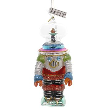 Holiday Ornaments ROBOT. Glass Space Technology Tt0836 B