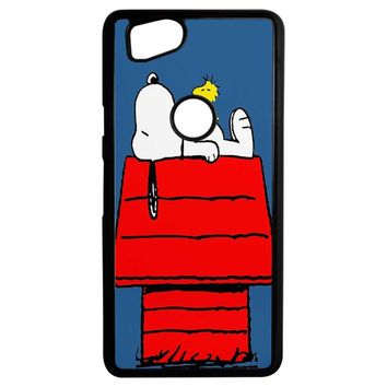 Snoopy And Woodstock Google Pixel 2 Case