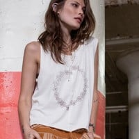 Free People We The Free Daisy Chain Tee