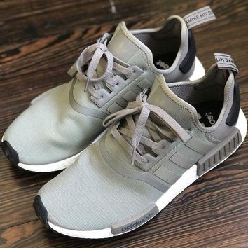 PEAPGE2 Beauty Ticks Adidas Nmd R1 Boost Olive Green Ba7249 12.5 Ultra Runner Trace Cargo
