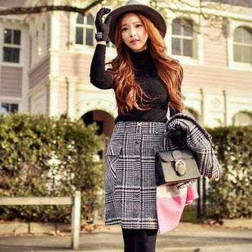 MY MALL METRO  Long-Sleeve slim brief turtleneck sweater  Check Homepage for Promo Codes! <