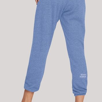 GOOD KARMA PERFECT SWEATPANT