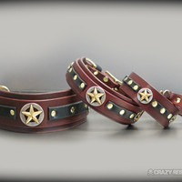Dog Portraits, Dog Collars, & Dog Apparel | Crazy Rebels - Legend Collar - crazyrebels.com