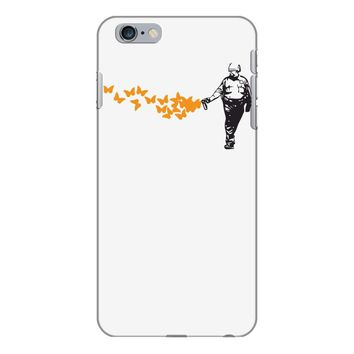 casually butterfly everything iPhone 6 Plus/6s Plus Case