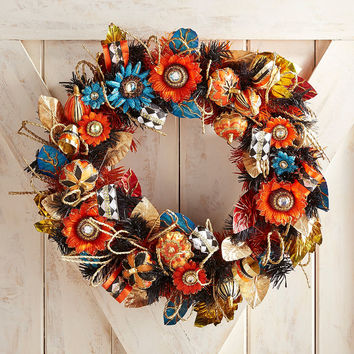 "Enchanted Circus 24"" Wreath"