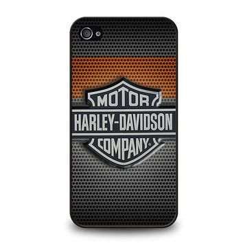 HARLEY DAVIDSON COMPANY iPhone 4 / 4S Case Cover