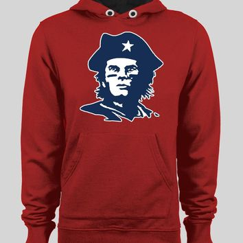 "NEW ENGLAND'S TOM BRADY ""THE PATRIOT"" HOODIE /SWEATER"