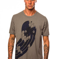 G-Star Drop 3 Occotis Wrapped Heron HTR Tee