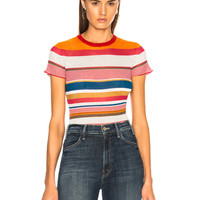 Rag & Bone Katie Tee in Multi | FWRD