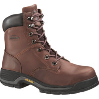 "Men's Harrison Lace-Up 8"" Work Boot - W04907 - Soft Toe Work Boots 