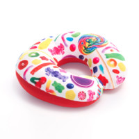 Dylan's Candy Bar Candy Spill Neck Roll Pillow | Dylan's Candy Bar