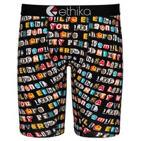 Ethika - Ransom Note - Black
