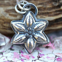 North Star Necklace Silver Star Necklace Celestial Jewelry Sterling Silver Star Necklace Silver Star Pendant Gift for Her Star Charm