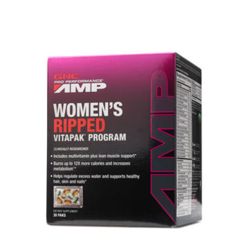 Women's Ripped Vitapak® Program