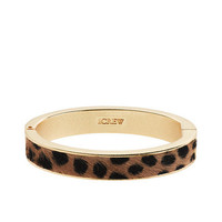 Wild side skinny bangle