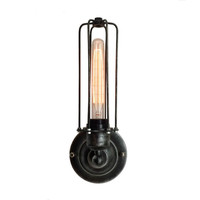 Industrial Cage Wall Sconce Vintage style Home decor living room wall light hallway wall sconce Bar wall light bathroom wall lighting