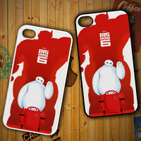 big hero six baymax wallpaper Y1209 LG G2 G3, Nexus 4 5, Xperia Z2, iPhone 4S 5S 5C 6 6 Plus, iPod 4 5 Case