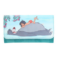 Disney The Jungle Book Relaxin Flap Wallet