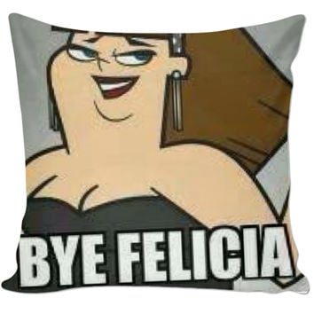 Bye Felicia Staci Pillow