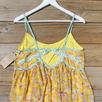 Marigold Sky Dress