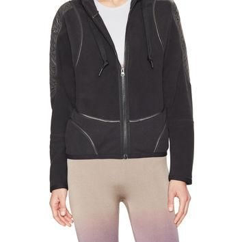 Adidas by Stella McCartney Women's Perf Fleece Jacket - Black