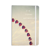 "Susannah Tucker ""She Loved Adventure"" Ferris Wheel Everything Notebook"