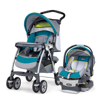 Chicco Cortina SE30 Travel System Stroller - Cadiz