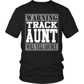 Limited Edition - Warning Track Aunt will Yell Loudly