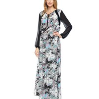 Prism Floral Maxi Dress by Juicy Couture