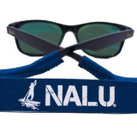 Stand Up Paddle Board SUP Sunglasses Strap (Navy Blue) by NALU - standup paddleboard eyewear retainer