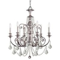 One Kings Lane - Mirrors & Lighting - Stella Chandelier