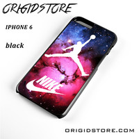 Nike Air Jordan Nebula Logo For Iphone 6S Case UY