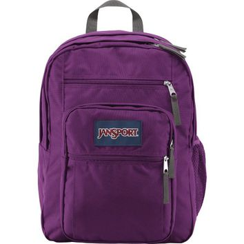 Jansport Big Student Backpack, Vivid Purple | Staples