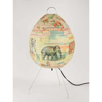 Table Lamp - Elephant And Company