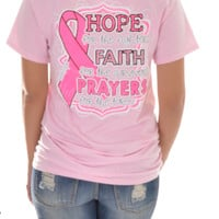 Hope For The Fighters Tee