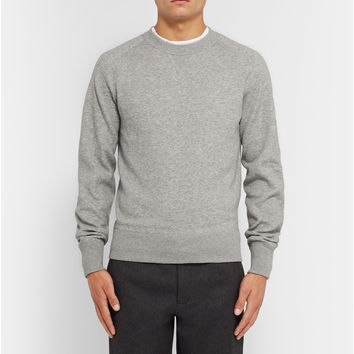 Tom Ford - Loopback Cotton-Jersey Sweatshirt | MR PORTER