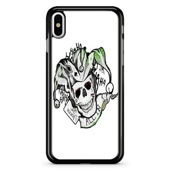 Joker All iPhone X Case