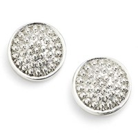 Women's Anne Klein Beaded Stud Earrings