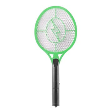 Fly Swatter Battery Storage Metal Mesh Surface Indoors Outdoors Insect Mosquito Bug Killer