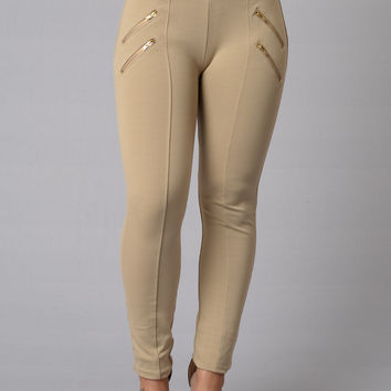 High Road Pants - Khaki