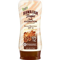 Hawaiian Tropic Silk Hydration Lotion SPF 12 Ulta.com - Cosmetics, Fragrance, Salon and Beauty Gifts
