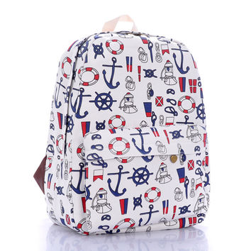 Canvas Backpack = 4887816644