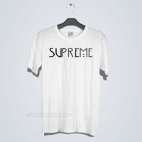 american horror story shirt supreme Gildan T-Shirt Men & Women Tshirt