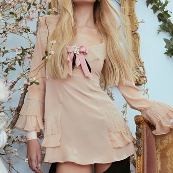 Evie Mini Dress – For Love & Lemons