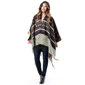 Lovestitch Atlas Poncho