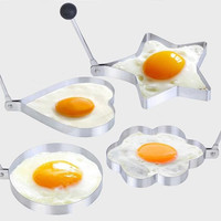Stainless Steel Fried Egg Mold Pancake Mold Kitchen Tool